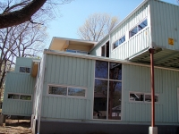 A Home Contained Kansas City Shipping Container Home 22