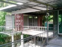 A Shipping Container Home in Krabi Thailand 2
