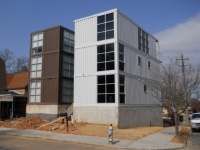 Atlanta Shipping Container House 2.0 2