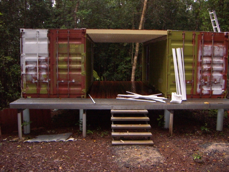 Shipping container homes qld images - Container homes queensland ...