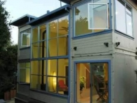 Boucher Grygier Shipping Container House 12