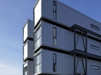 Cité A Docks Student Container Housing by Cattani Architects 11