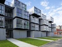Cité A Docks Student Container Housing by Cattani Architects 12
