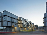 Cité A Docks Student Container Housing by Cattani Architects 13