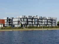 Cité A Docks Student Container Housing by Cattani Architects 3
