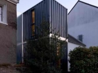 Contemporary House Extension From Shipping Containers 6