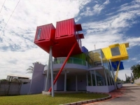 Contertainer: Designed by DPavilion Architects 1