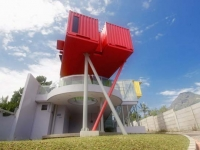 Contertainer: Designed by DPavilion Architects 2