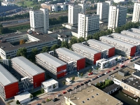 Keetwonen Amsterdam Student Shipping Container Housing 1