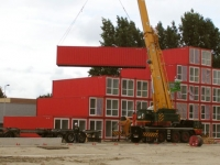 Keetwonen Amsterdam Student Shipping Container Housing 4