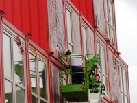 Keetwonen Amsterdam Student Shipping Container Housing 5