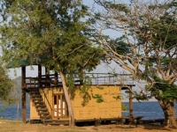 Lakeside Shipping Container Retreat in Sri Lanka 3