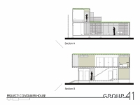 Linterna Container Home By Group 41 Incorporated Architects 9