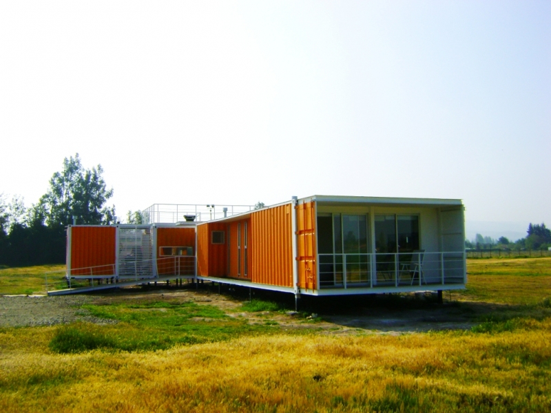 Shipping Container Home 800 x 600