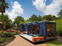 Low Impact Container Studio in Texas 1