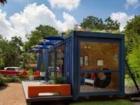 Low Impact Container Studio in Texas 11