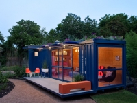 Low Impact Container Studio in Texas 17