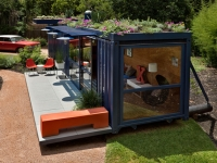 Low Impact Container Studio in Texas 2