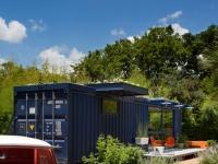 Low Impact Container Studio in Texas 5