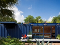 Low Impact Container Studio in Texas 6