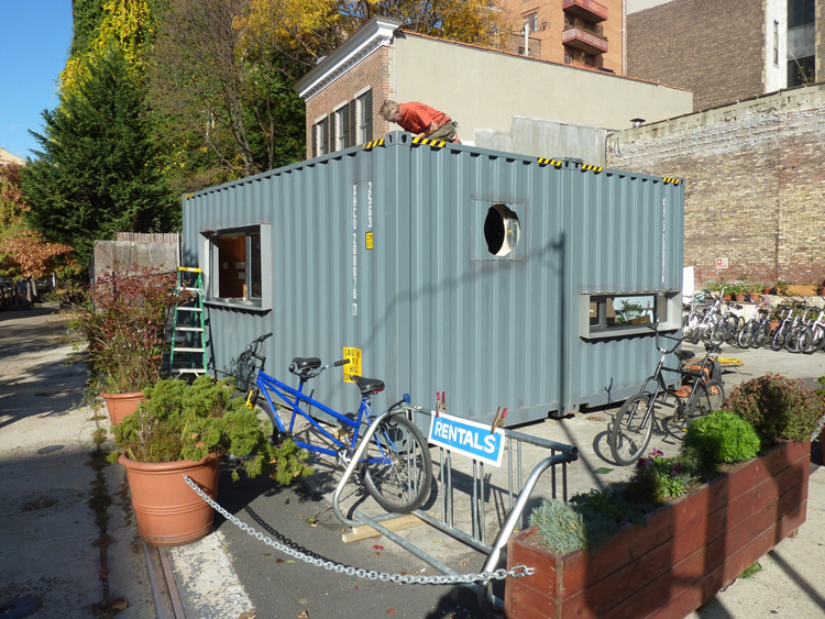 Popping up in nyc - Meka container homes ...