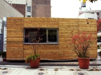 MEKA Shipping Container Home Pops Up in NY 11