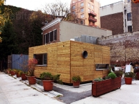 MEKA Shipping Container Home Pops Up in NY 12