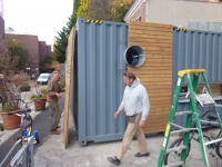 MEKA Shipping Container Home Pops Up in NY 5