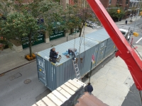 MEKA Shipping Container Home Pops Up in NY 6