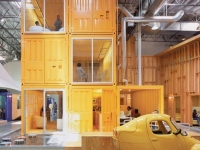 Pallotta Teamworks Shipping Container Headquarters 1