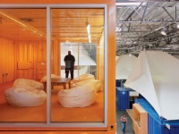Pallotta Teamworks Shipping Container Headquarters 3