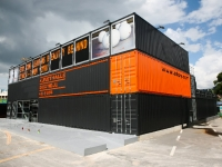 Platoon Kunsthalle GwangJu Shipping Container Art Center Stacks Up in Korea 4