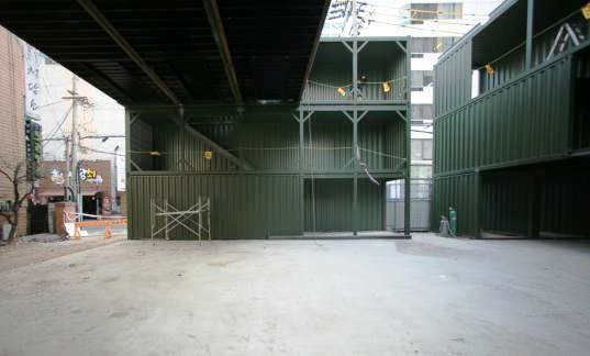 Platoon kunsthalle seoul - Container home building code ...