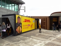 Rugby World Cup 2011 Pop Up Shipping Containers 17