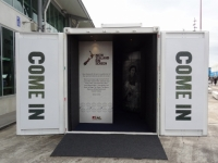 Rugby World Cup 2011 Pop Up Shipping Containers 2