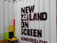 Rugby World Cup 2011 Pop Up Shipping Containers 8