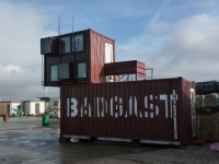 The BadGast Shipping Container Artist-in-Residence Studio 10