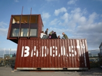 The BadGast Shipping Container Artist-in-Residence Studio 11