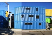 The Box Office Shipping Container Office Project in Providence, Rhode Island 4