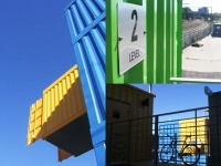The Box Office Shipping Container Office Project in Providence, Rhode Island 6