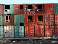 The Burks Falls Shipping Container Housing Project Ontario 1