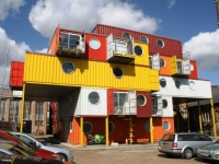 The Container City Project at Trinity Buoy Wharf, London's Docklands 10