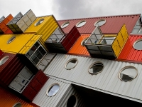The Container City Project at Trinity Buoy Wharf, London's Docklands 11