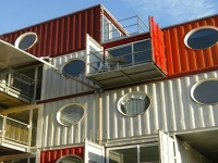 The Container City Project at Trinity Buoy Wharf, London's Docklands 5