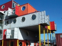 The Container City Project at Trinity Buoy Wharf, London's Docklands 6