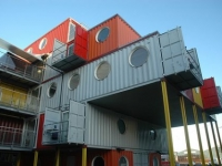 The Container City Project at Trinity Buoy Wharf, London's Docklands 7