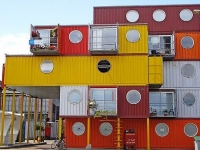 The Container City Project at Trinity Buoy Wharf, London's Docklands 9