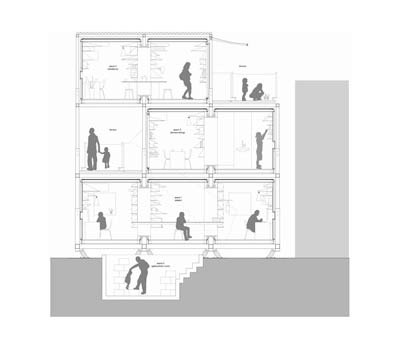 shipping container office plans. The Daiken-Met Architects Shipping Container Office 12 Plans