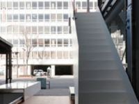 The Daiken-Met Architects Shipping Container Office 9