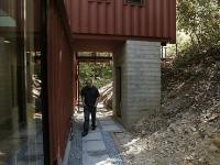 The DeWitt and Kasravi Shipping Container Home, Santa Cruz, USA